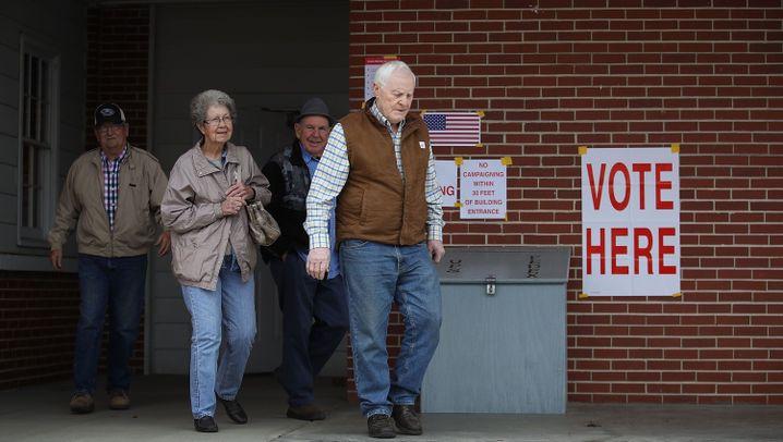Sieg der Demokraten in Alabama: Einblicke in einen irren Wahlkampf
