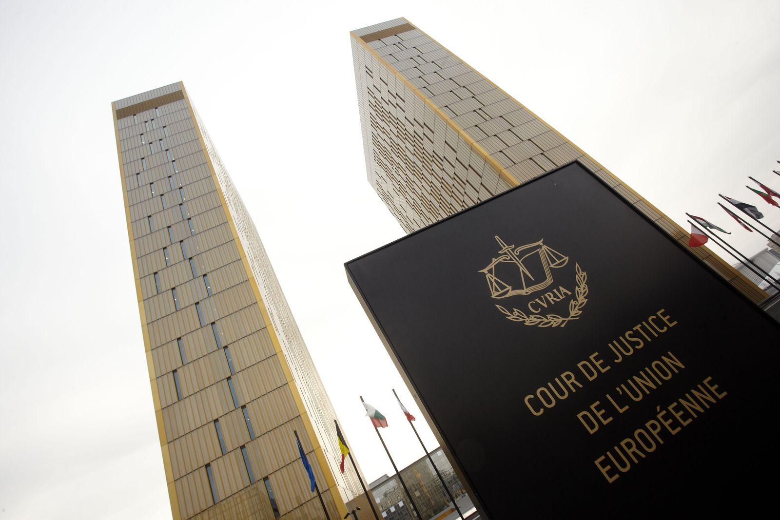 Europäischer Gerichtshof / Luxemburg