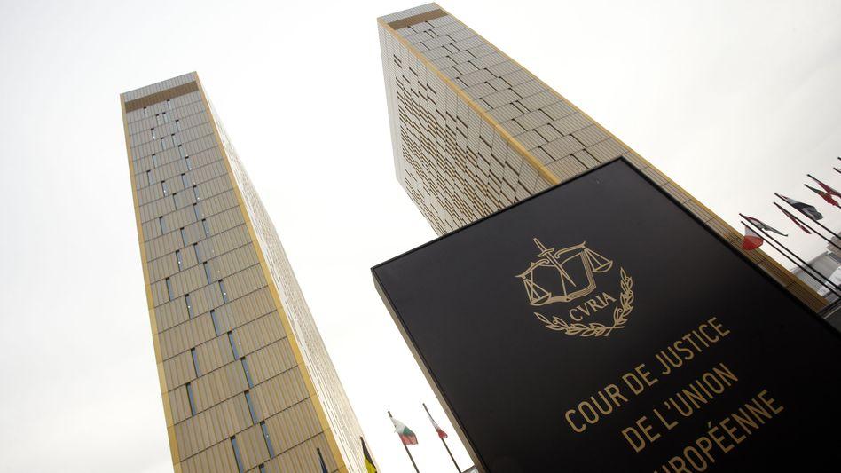 Europäischer Gerichtshof in Luxemburg: ESM-Klage abgewiesen