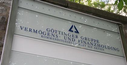 Insolvenzantrag: Das Verfahren liegt nicht mehr bei Göttinger Behörden, sondern in Berlin
