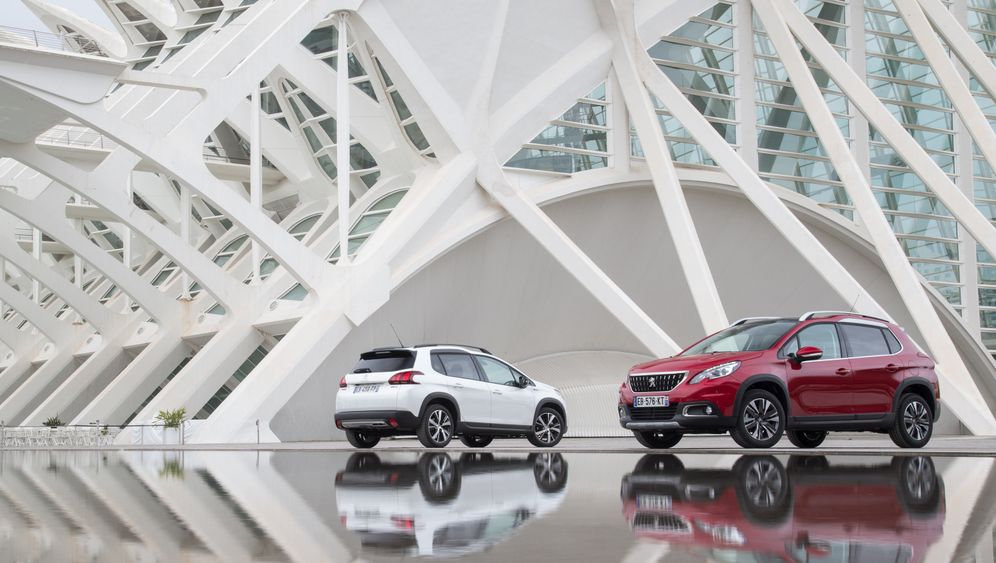 SUVs in klein: Der Trend zu Gelände-Flitzern