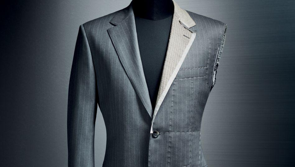 Maßanzug: Welche drei Kriterien der perfekte Anzug erfüllen