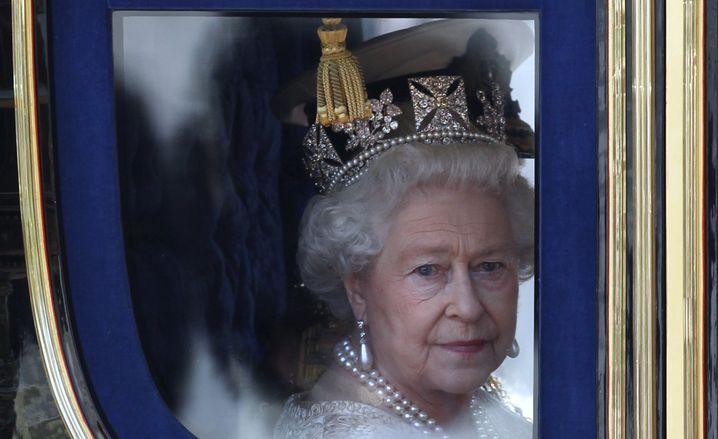 Schlösser, Kutschen, Kronjuwelen - und trotzdem keine der reichsten 300 Britinnen und Briten: Elizabeth II.