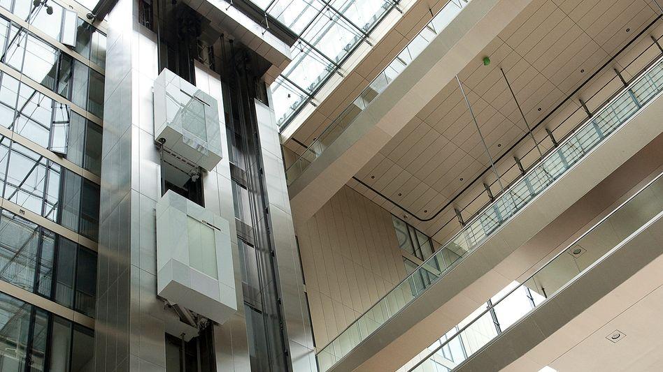 Aufzüge von Thyssenkrupp: Die Sparte erwirtschaftete im abgelaufenen Geschäftsquartal fast die Hälfte des operativen Gewinns im Konzern