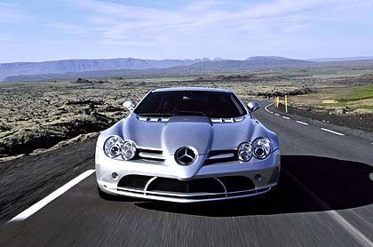 Mercedes SLR Zylinder: 8 Hubraum: 5439 ccm