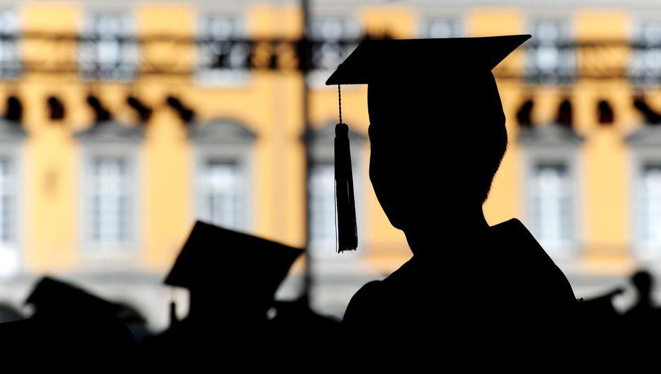 Akademikerkinder unter sich: Absolventen der Rheinischen Friedrich-Wilhelms-Universität in Bonn