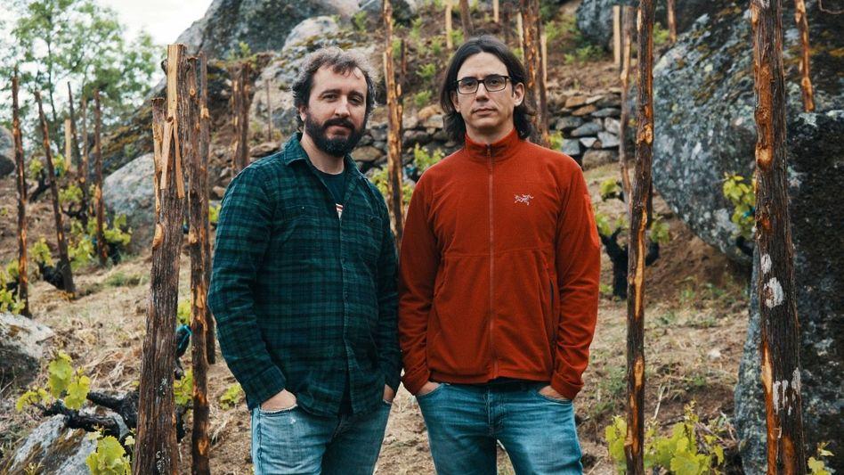 SPECIAL FORCEFernando García (r.) und Daniel Jiménez-Landi von der Weinberg-Guerilla