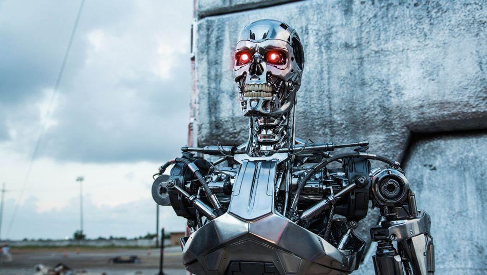Was kommt auf uns zu? Terminator.
