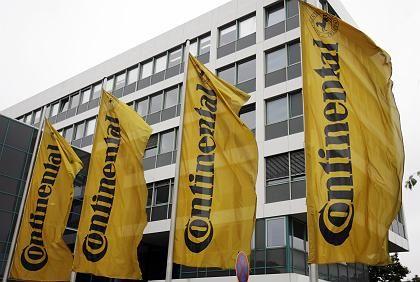 Neue Strukturen: Conti-Zentrale in Hannover