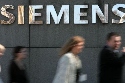 Bezahlt seine Aufsichtsräte überdurchschnittlich: Siemens überweist seinem Chefkontrolleur Cromme offenbar 435.600 Euro
