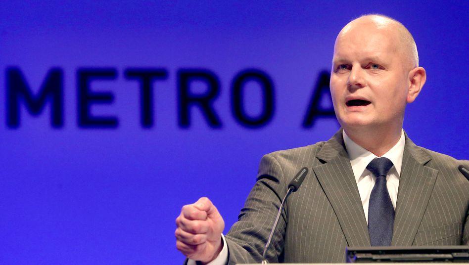 Große Agenda 2014: Metro-Chef Olaf Koch