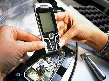 Handy-Produktion bei Siemens: Schließung unerwünscht