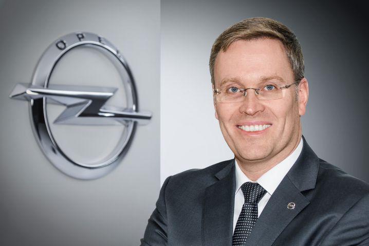 Christian Müller, Geschäftsführer Engineering Opel Automobile GmbH und Entwicklungschef der Rüsselsheimer