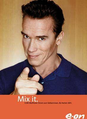 Schwarzeneggers Empfehlung: Vorsicht, Baby.