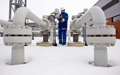 Vor der Betriebsaufnahme: Russland will wieder Gas durch die Pipeline in der Ukraine liefern
