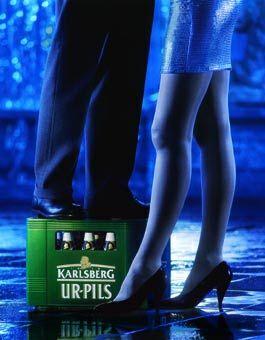 """""""Functional Drinks"""" Karlsberg-Werbung"""