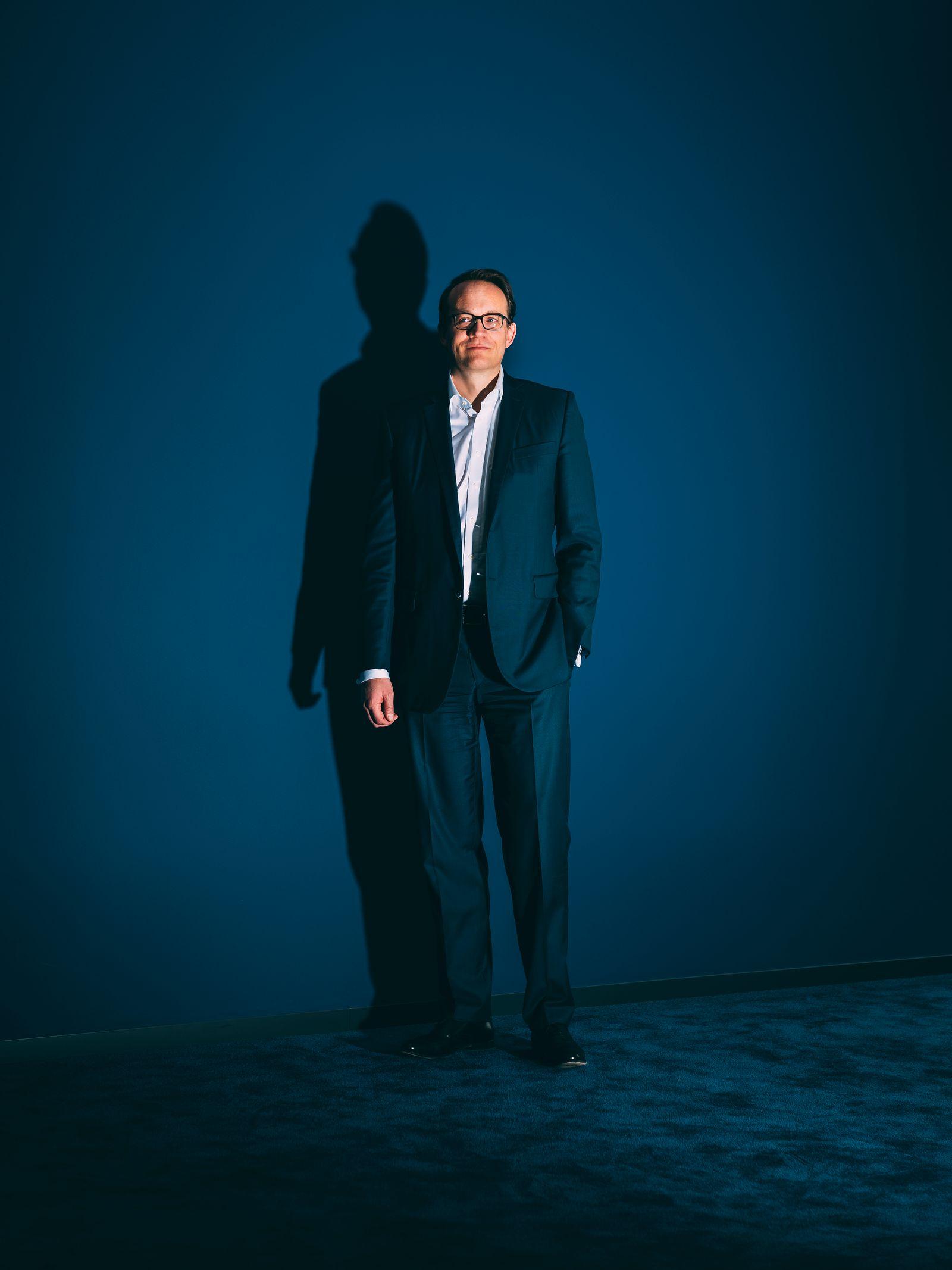 RWE CEO Markus Krebber