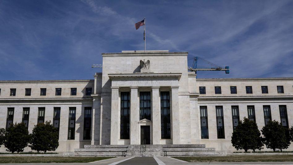 US-Notenbank Fed: Die Fed-Entscheidung bestimmt heute die Märkte