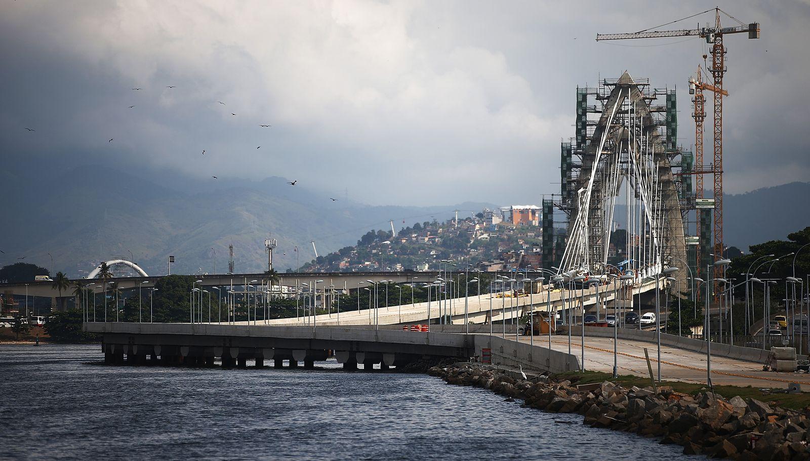 Brasilien / Rio de Janeiro / Transcarioca