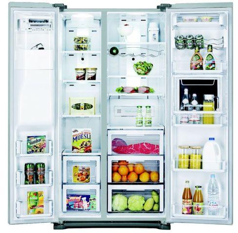 Effizienzschub: Nicht nur den Kühlschränken setzt Samsung künftig auf mehr Umweltversträglichkeit