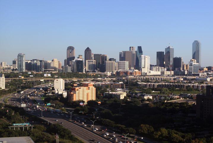 Kaum Chance für Immobilienspekulanten: Downtown Dallas