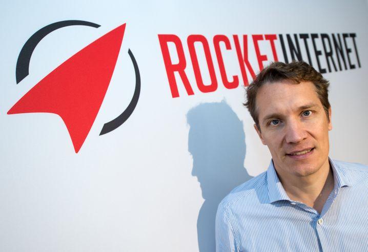 Oliver Samwer, hauptberuflich Chef von Rocket Internet.