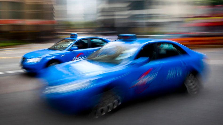 Rush hour im Inselstaat Singapur: Mehr Autos geht nicht, hat die Verwaltung entschieden