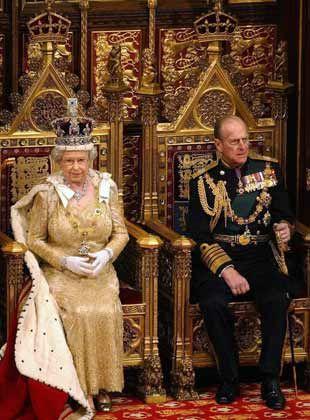 Königliche Weihnachtsgrüße: Rede der britischen Monarchin Elizabeth II. wird im Internet übertragen