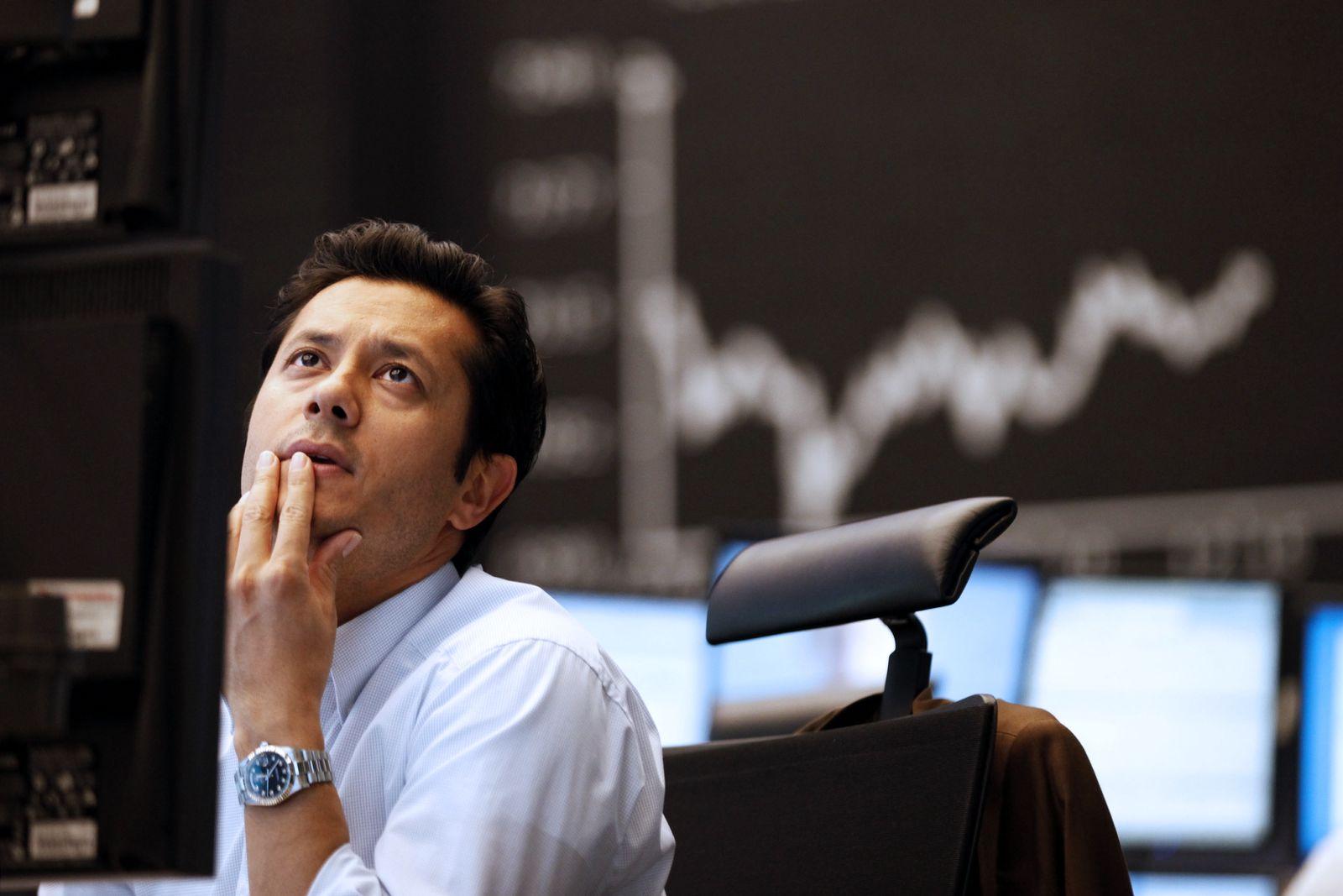 NICHT VERWENDEN Europa / Finanzkrise / Börse / Dax / Italien