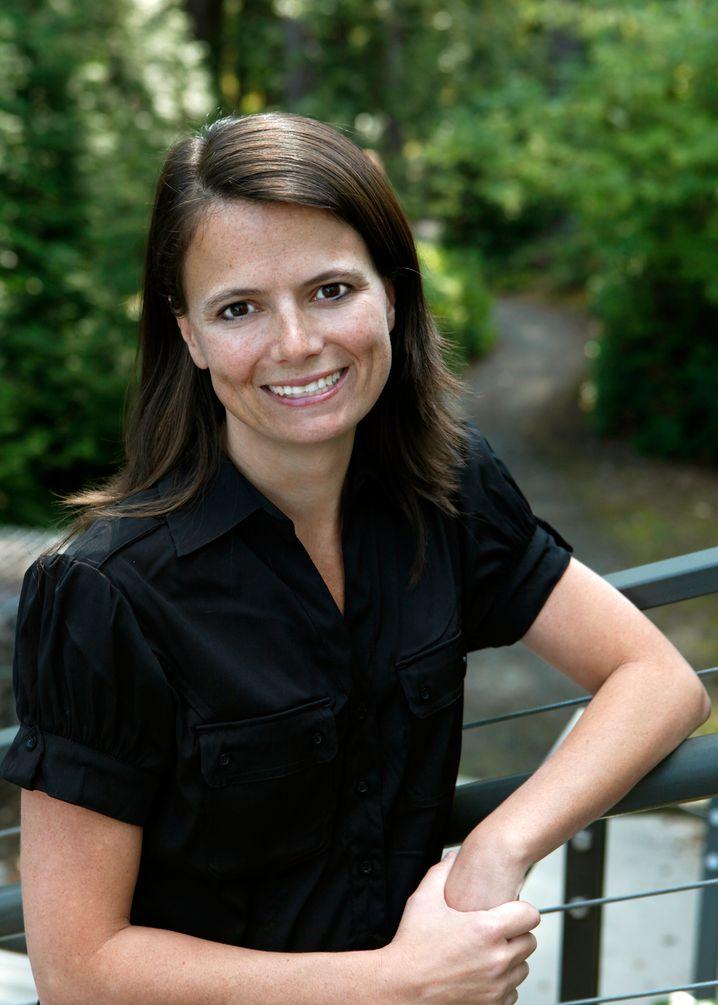 Seit 2002 bei Microsoft: Amy Hood, CFO