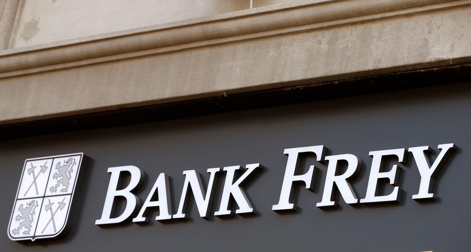 Schweizer Privatbank / Bank Frey
