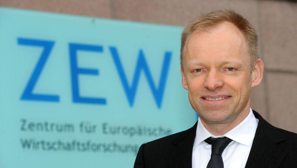 Ökonom Clemens Fuest, Präsident des Zentrums für Europäische Wirtschaftsforschung (ZEW).