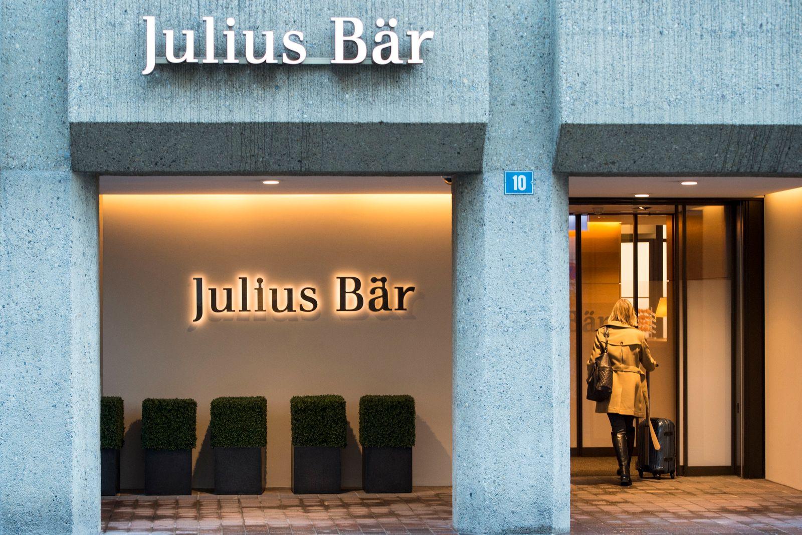 Schweizer Bank Julius Bär
