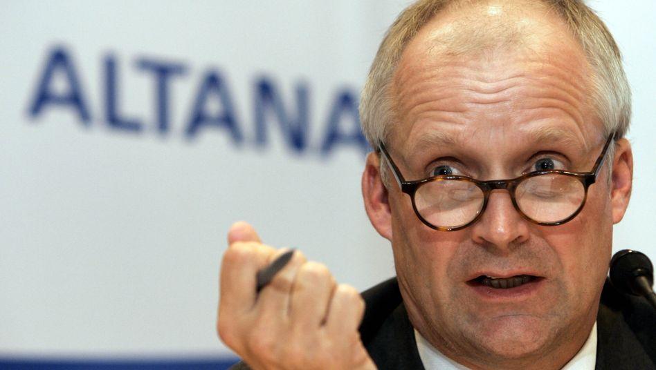 Hakan Björklund (Bild Archiv): Der Aufsichtsratschef griff für den geplanten Verkauf von Qiagen in die juristische Trickkiste - und scheiterte trotzdem