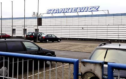 Kündigungen erwartet: Bei dem Autozulieferer Stankiewicz sollen offenbar 100 Arbeitsplätze wegfallen