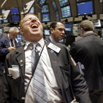 """Abkassieren, wenn andere leiden: """"Distressed Investing"""" lautet die neue Renditeformel an der waidwunden Wall Street"""