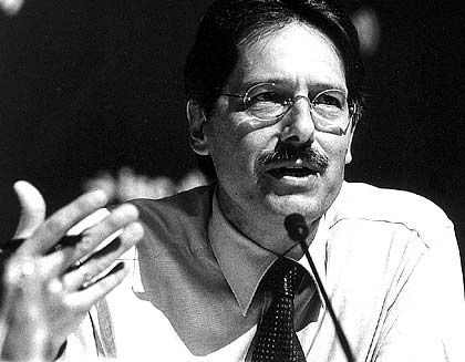 """Gilbert Probst: """"Nach Ende der Boomphase der späten neunziger Jahre finden sich derzeit viele Beispiele für das Burn-out-Syndrom"""""""