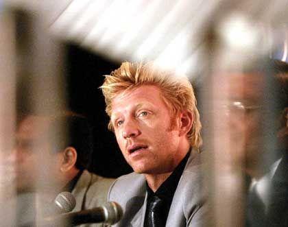 Steuersünder: Boris Becker