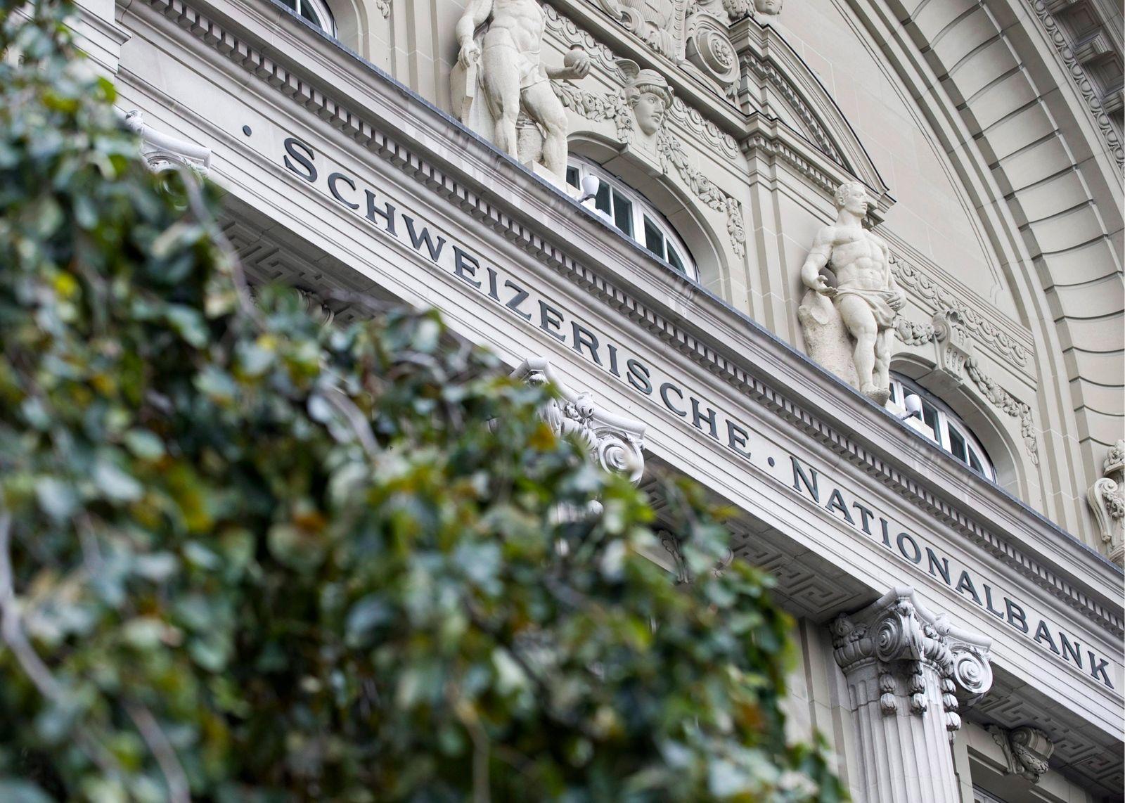 Goldpreis-Verfall bringt Schweizer Notenbank massive Verluste ein
