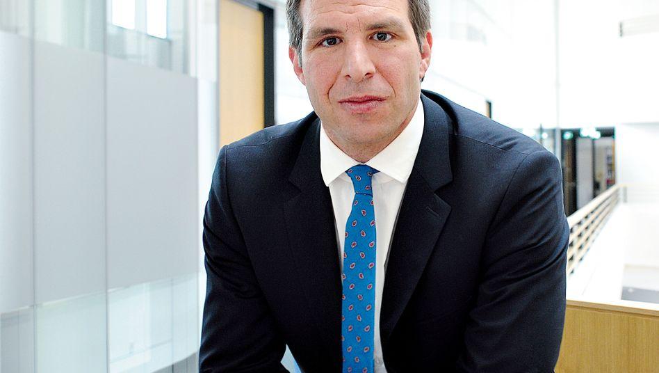 Sven Clausen, stellvertretender Chefredakteur manager magazin