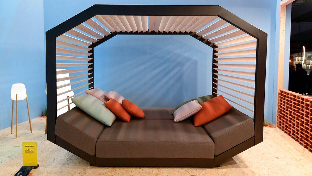 Mailänder Möbelmesse: Die neuen Trends im Wohnzimmer