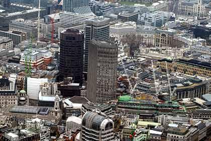 Ziel des Zorns, Ziel des Angebots: Die Börse London LSE. Die Nasdaq will sie sich einverleiben