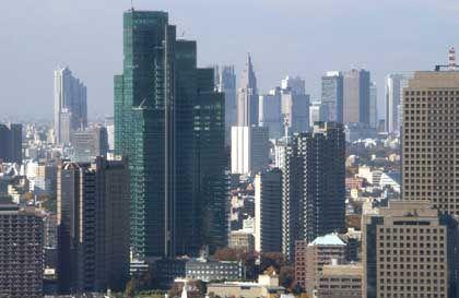 Finanzplatz Tokio: Bankenehe steht bevor