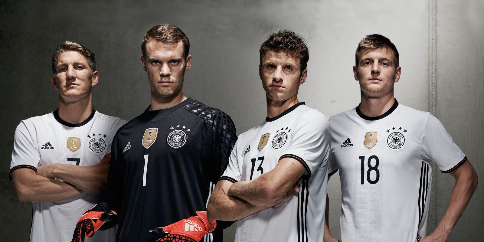 Trikot der deutschen Fußball-Nationalmannschaft