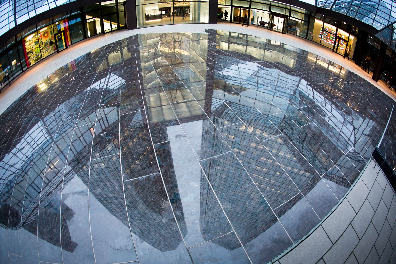 Deutsche Bank / Zentrale