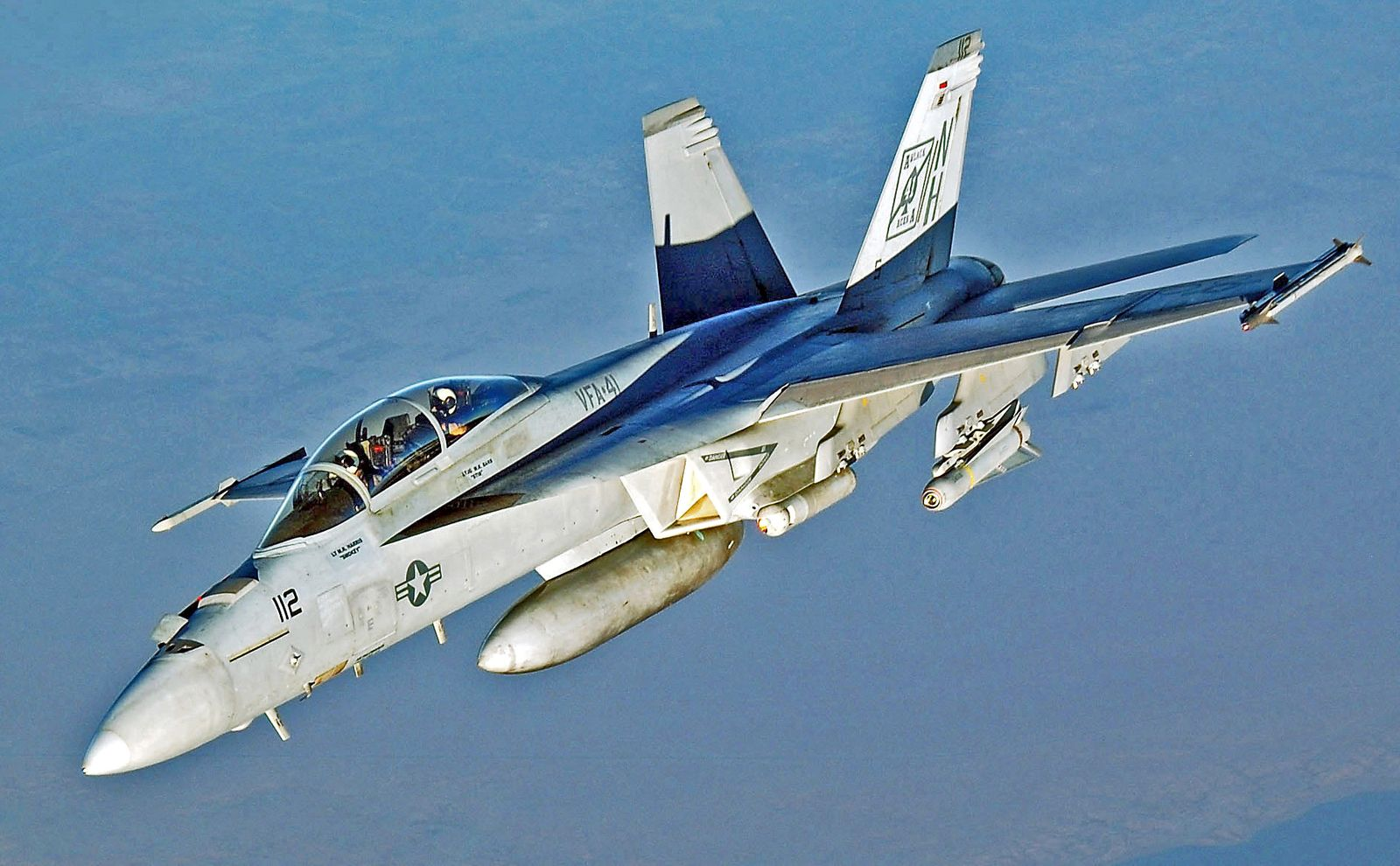 Boeing F/A-18F Super Hornet