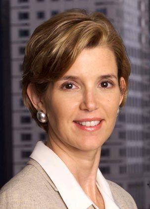 Verwaltet bald Milliarden: Managerin Krawcheck