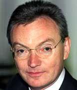 Auf der Anklagebank: Klaus Esser