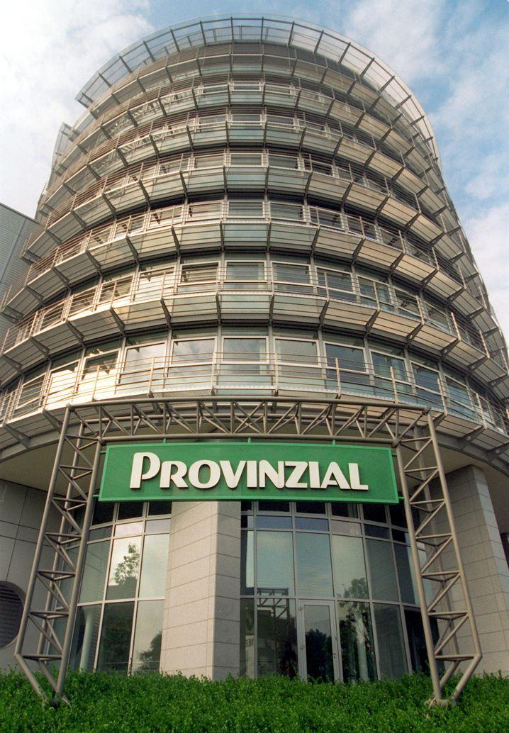 Hauptverwaltung Provinzial Düsseldorf