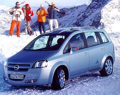 Der Opel-Bestseller: der Zafira